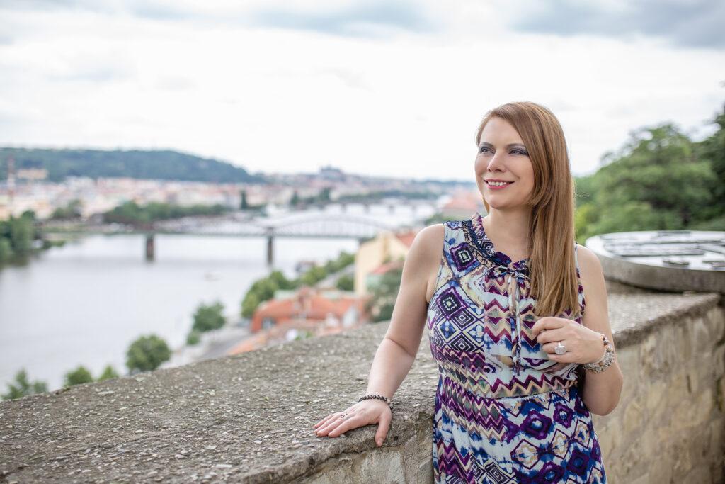 Vyšehrad pražský hrad